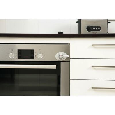 inox sütőzár és mosogatógép zár