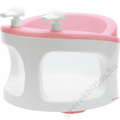 fürdető ülőke rózsaszín
