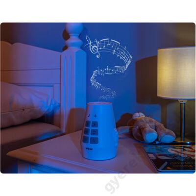 projektoros éjjel fény