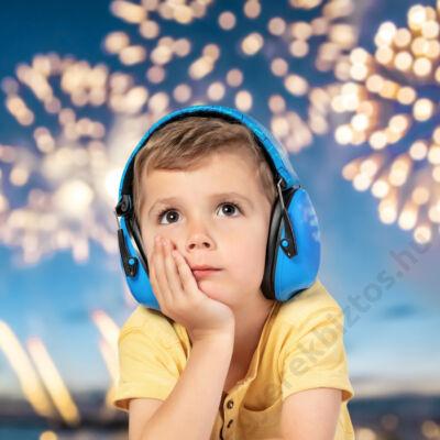 zajszűrős fejhallgató kisgyermekeknek