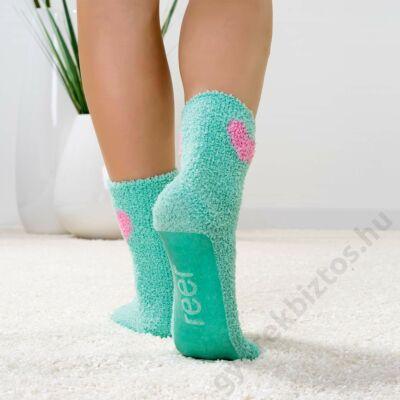 puha otthoni kismama zokni csúszásgátlóval