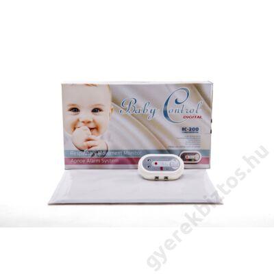 Baby Control légzésfigyelő ikreknek BC220i
